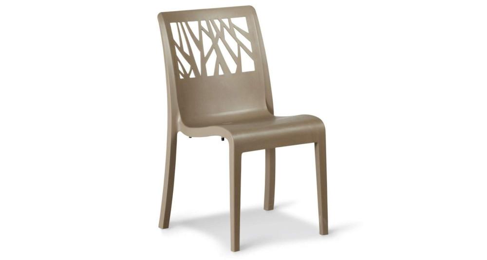 Chaise de jardin monobloc Vegetal