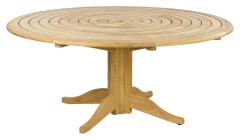 Grande table ronde Bengal