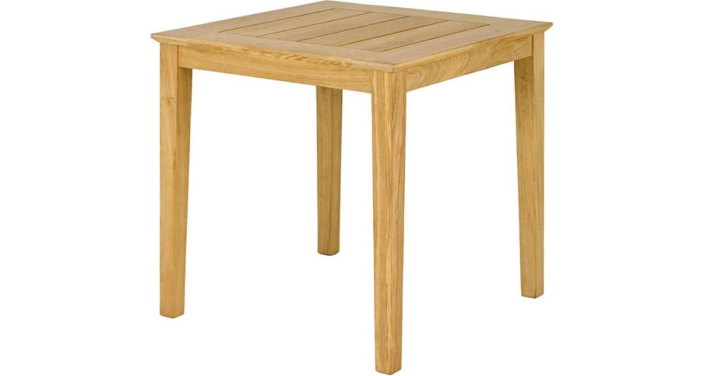 Table de jardin carrée Tivoli