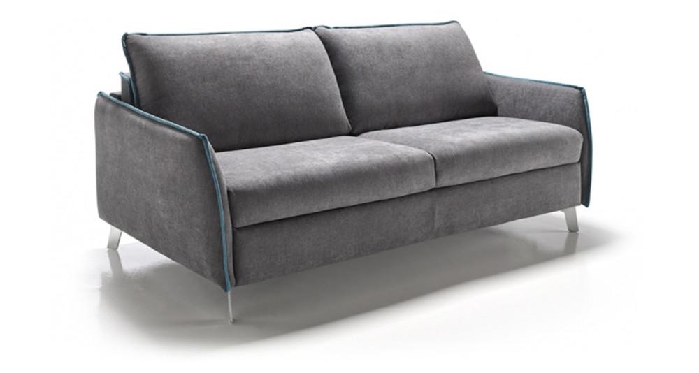 Canapé fixe ou lit design Martini