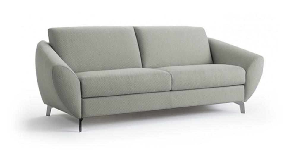 Canapé fixe ou lit épuré Xeres