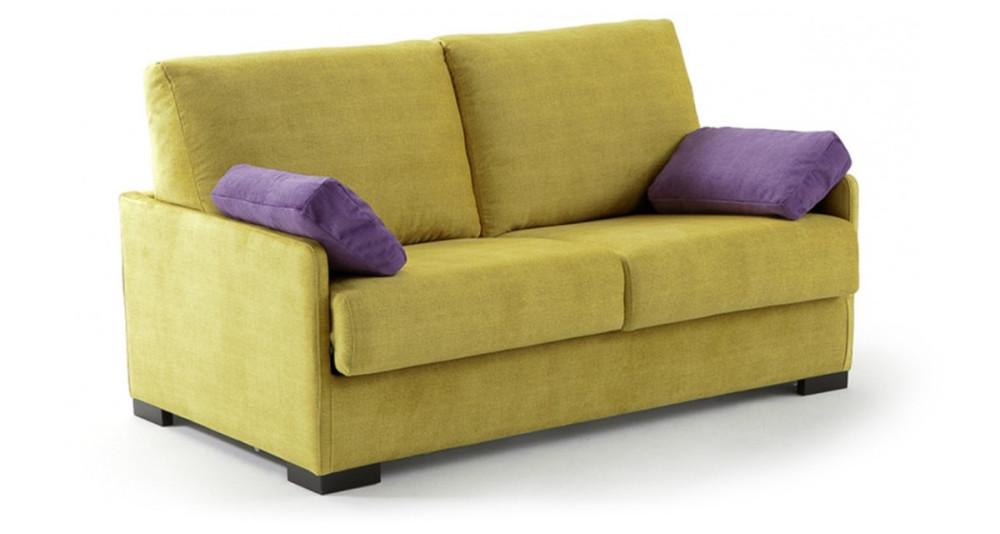 Canapé lit à accoudoirs fins Mini