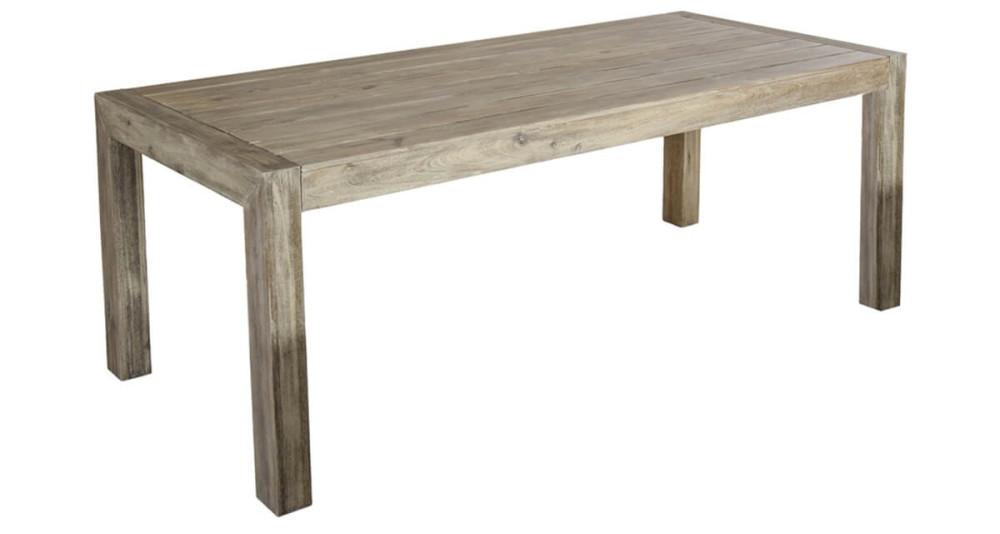 Table en acacia Old England