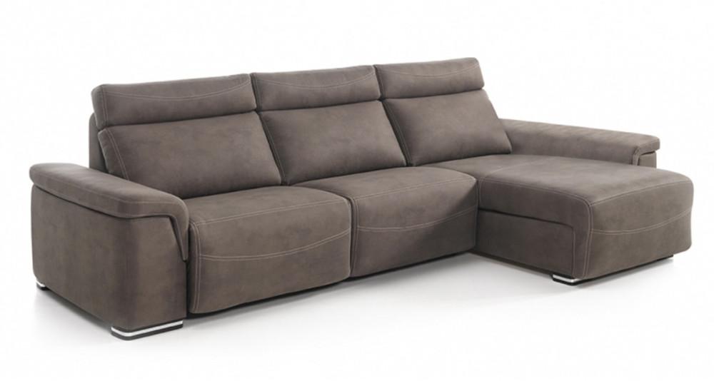 Canapé d'angle relax motorisé Margot