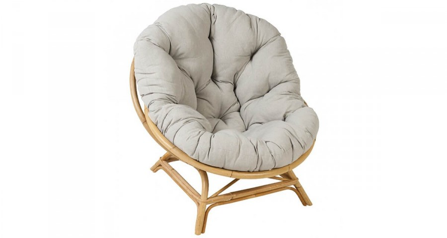 Fauteuil Coquille XXL