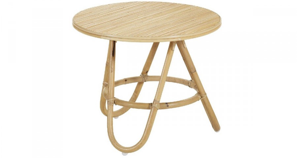 Petite table basse Diabolo naturel