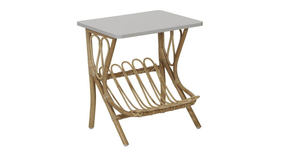 Table de chevet Lydie couleur