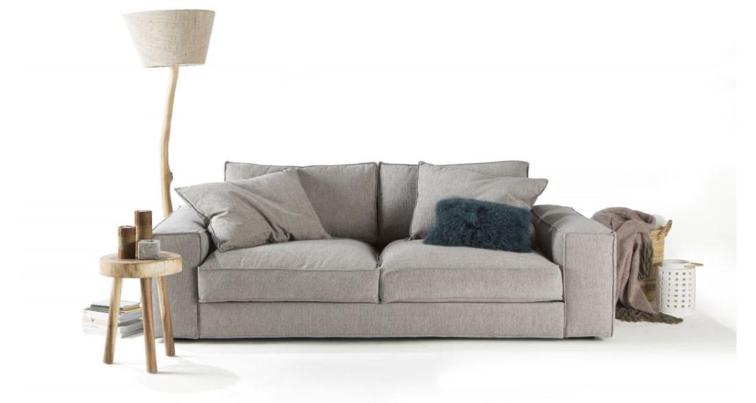 canap haut de gamme moelleux et cosy plume home spirit. Black Bedroom Furniture Sets. Home Design Ideas