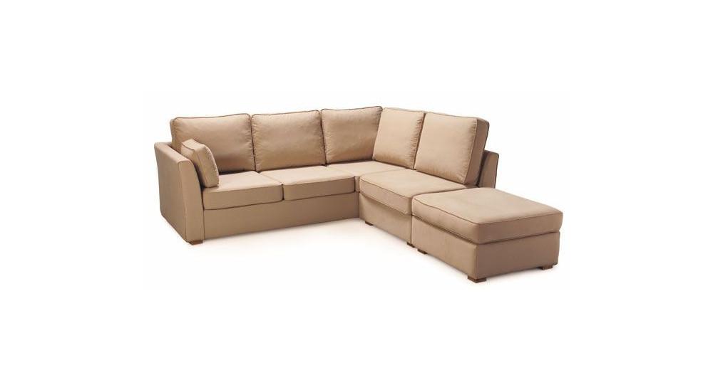 Housse canapé d'angle Charlotte Home Spirit
