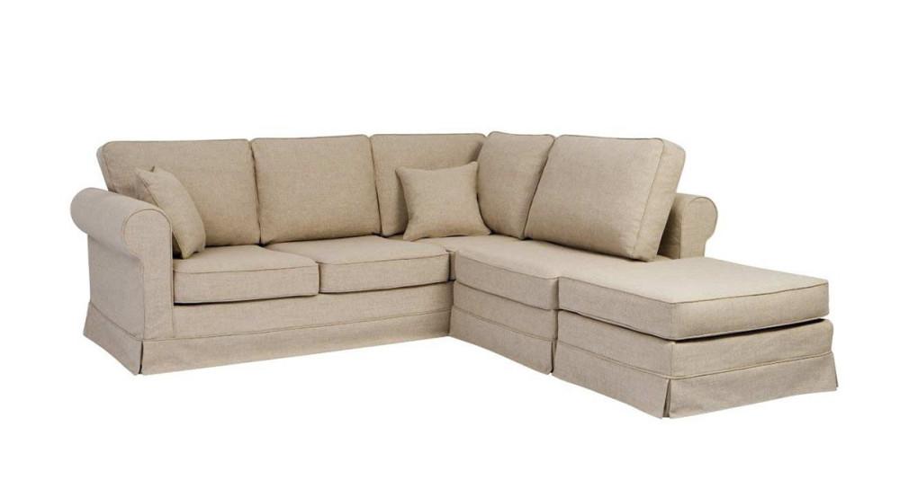 Housse canapé d'angle Cordoue Home Spirit