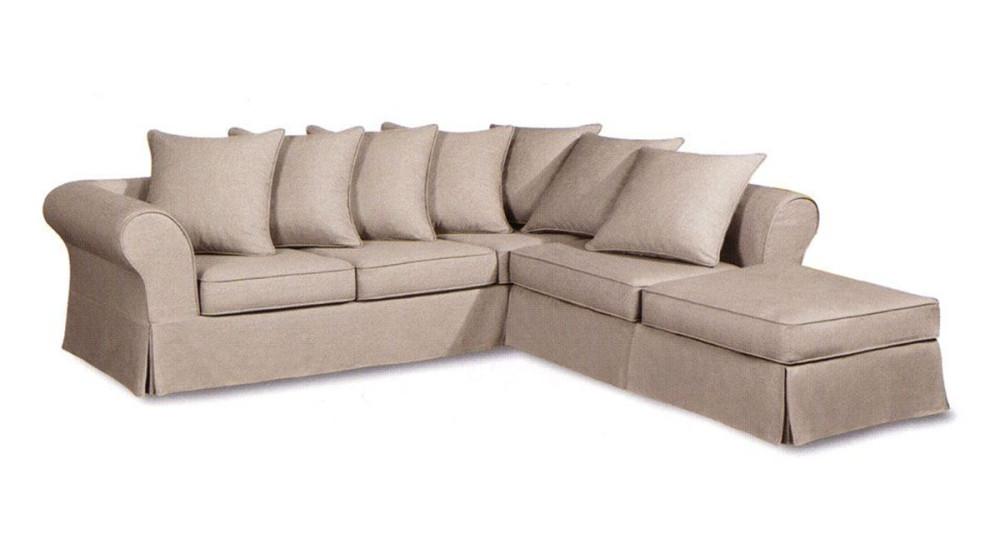 Canapé d'angle Harry Home Spirit