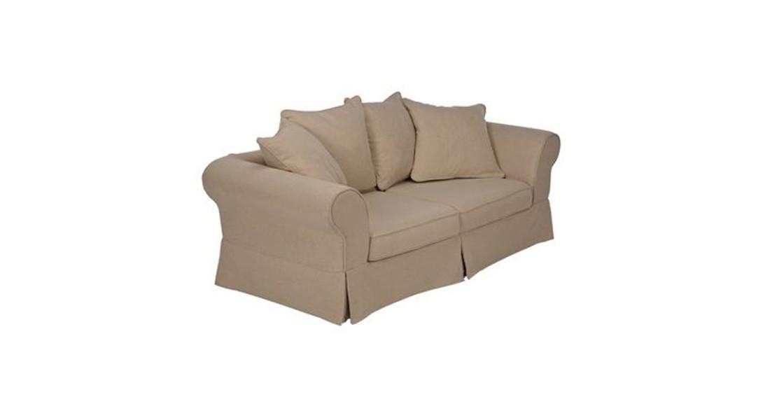 canap de charme avec accoudoirs crosse harry home spirit. Black Bedroom Furniture Sets. Home Design Ideas