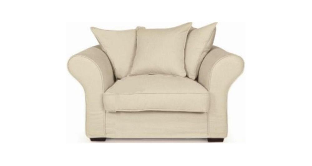 Déstockage fauteuil XL Perth Home Spirit