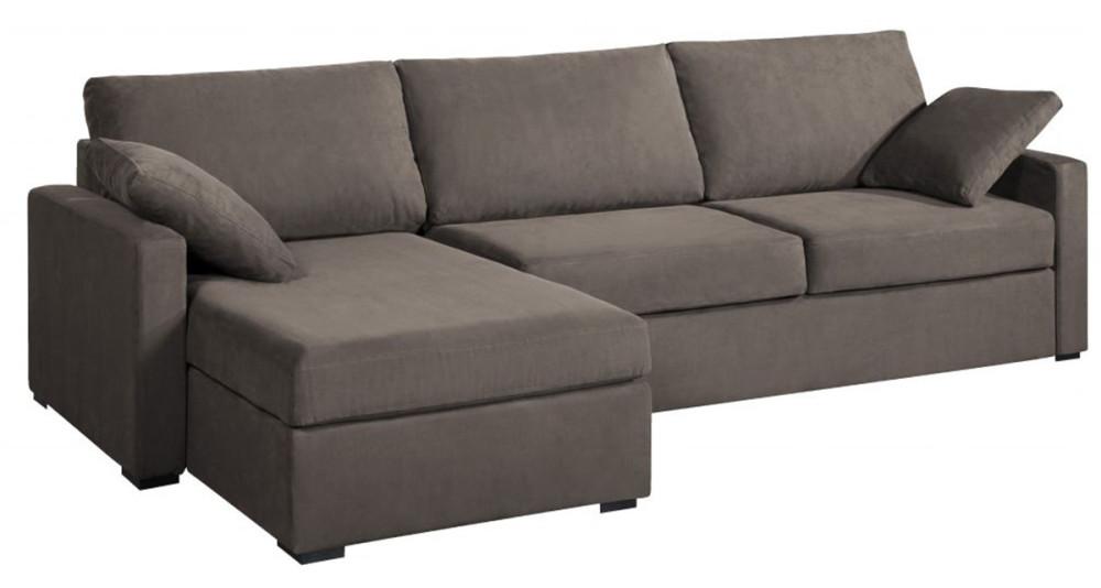 Déstockage canapé lit d'angle Osman Home Spirit