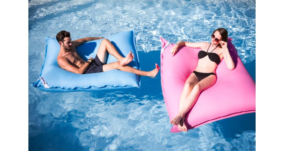 pouf g ant flottant pour piscine swimming bag jumbo bag. Black Bedroom Furniture Sets. Home Design Ideas