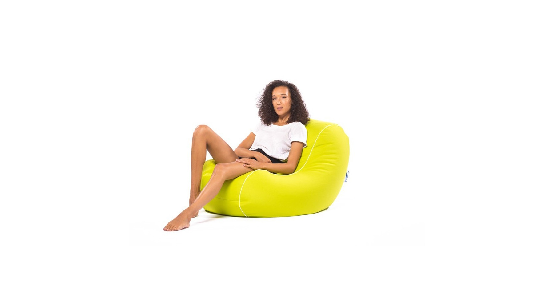 fauteuil relax int rieur ext rieur chilly bean jumbo bag. Black Bedroom Furniture Sets. Home Design Ideas