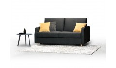 Canapé transformable en lit couchage quotidien Time
