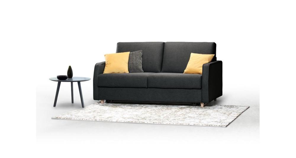 Canapé transformable en lit couchage quotidien Time