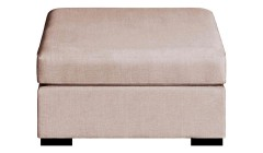 Pouf rectangulaire Chic Home Spirit