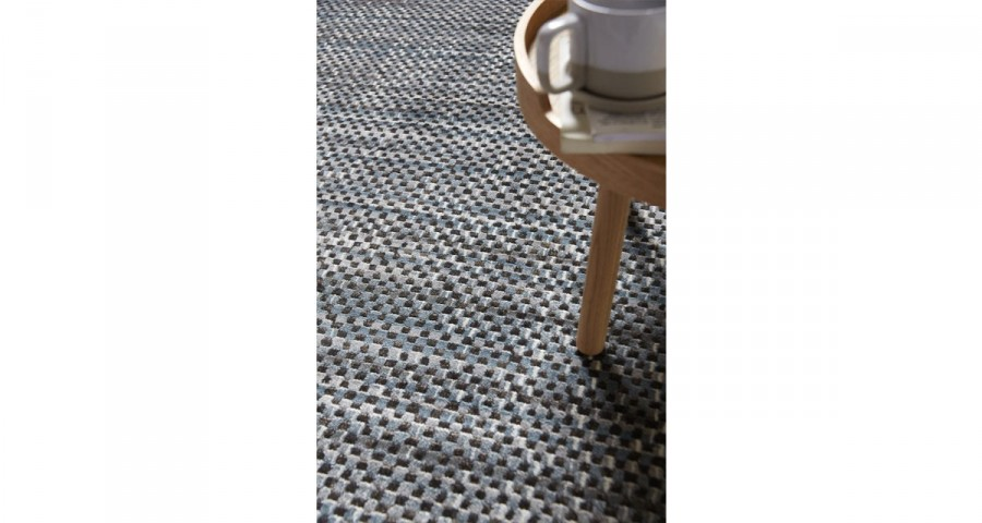 Tapis Cinetique motif pixels - 2 coloris