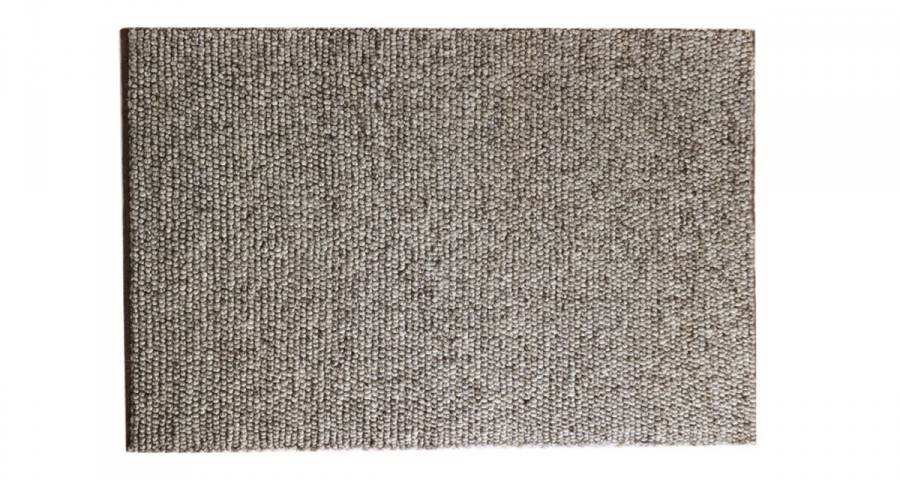 Tapis Regal en laine et viscose - 2 coloris