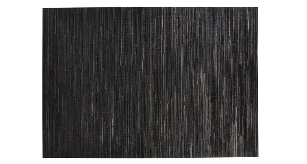 Tapis Sand bandes de cuir - 3 coloris