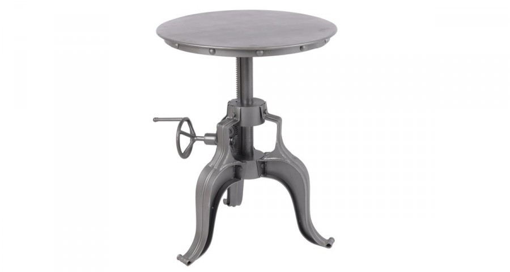 Table à café réhaussable design industriel Gdansk