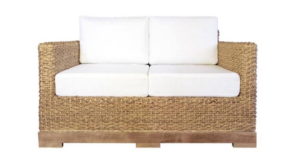 Canapé 2 places écologique Authentic