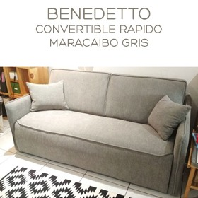 Canapé-lit haut de gamme Benedetto