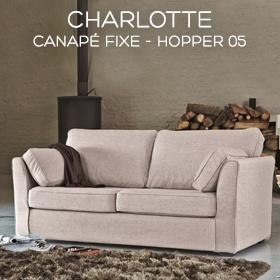 Canapé Charlotte Bouches-du-Rhône