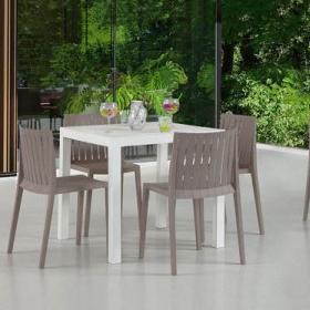 Tables de repas de jardin Pro-Outdoor