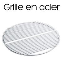Grilles acier brasero Bowl Höfats