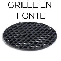 Grille en fonte barbecue Cone Höfats