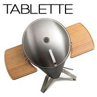 Tablette barbecue cône Höfats