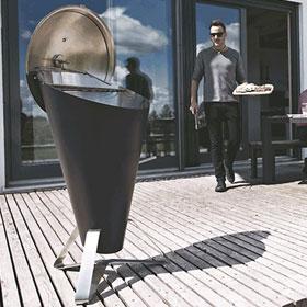 Barbecue, brasero Cone Höfats