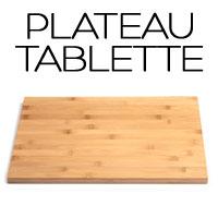 Plateau bois pour caisse Crate Höfats