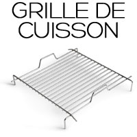 Grille cuisson Cube Höfats