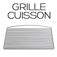 Grille cuisson Ellipse