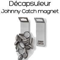 Ouvre bouteille Johnny Catch magnet Höfats