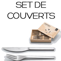 Set couverts de barbecue Höfats