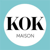 Kok Maison, mobilier en rotin vintage et moderne