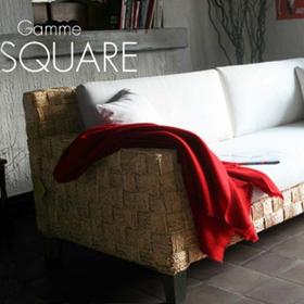 Canapé bio Square