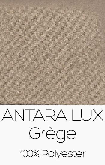 Tissu Antara Lux Grège