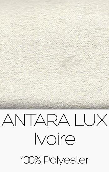 Tissu Antara Lux Ivoire
