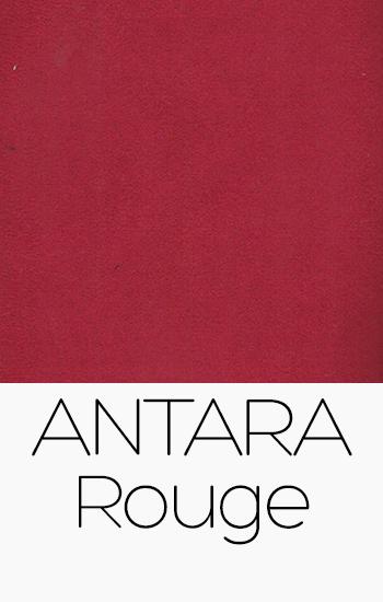 Tissu Antara rouge
