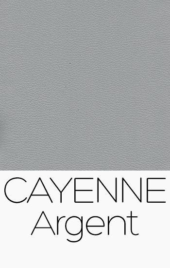 Tissu Cayenne argent