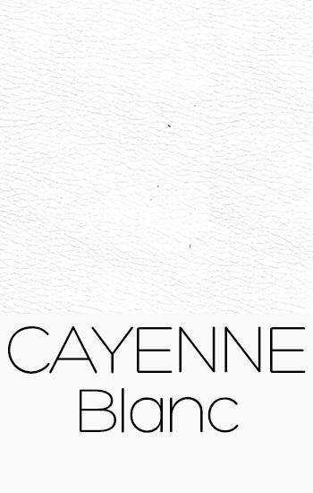 Tissu Cayenne blanc