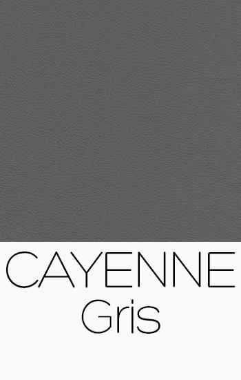 Tissu Cayenne gris
