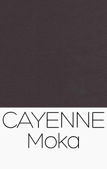 Tissu Cayenne moka