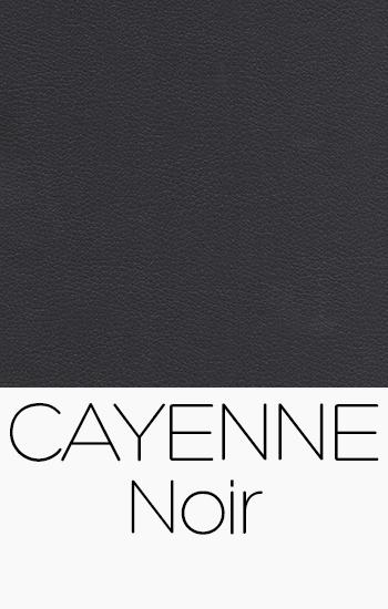 Tissu Cayenne noir